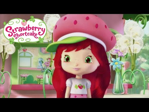 Strawberry Shortcake - A Berry Grand Opening