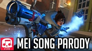 "MEI SONG - ""It's Gonna Be Mei"" by JT Music (Overwatch Song Parody of *NSYNC)"