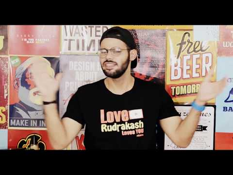 If Quandel Baclon Was An Indian ! #TheLoveRudrakashShow Ep-2
