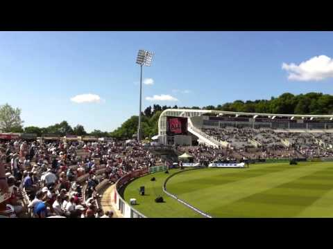 Panorama of the Ageas Bowl