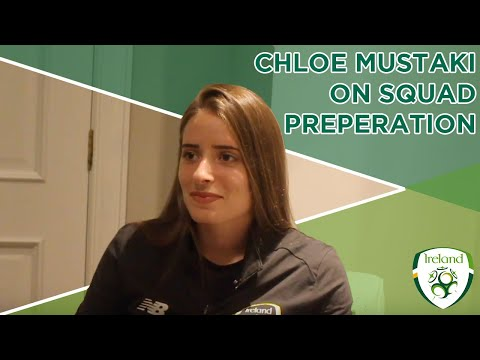 #IRLWNT Chloe Mustaki