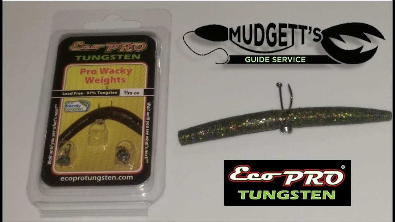 Eco Pro Tungsten Pro Wacky Weight Review