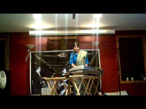 Achha hi hua dil toot gaya - Sharda (Live 2011)