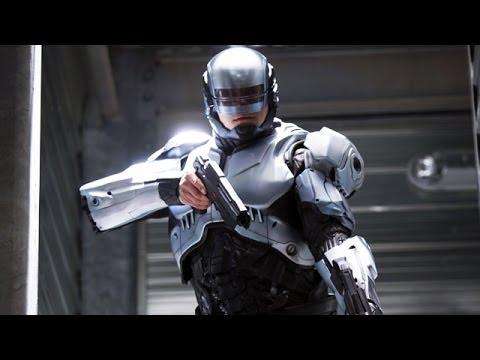 ROBOCOP Bande Annonce Officielle #2 VOST (2014)