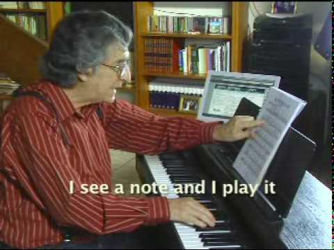 Pianoaprimeravista.com Método fácil para aprender a tocar Piano, lea en poco tiempo partituras