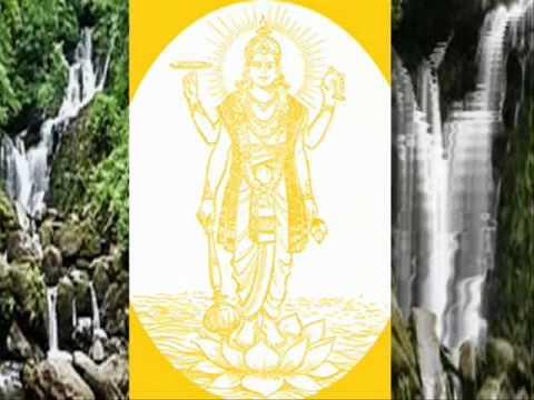 Shri Vishnu Sahasra Nam Stotram Part 3 of 4.wmv