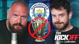 Manchester City Face Champions League Ban