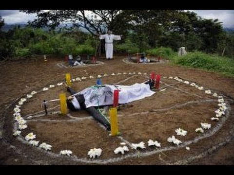 Exorcisms On The Rise In Mexico, War On Drugs To Blame