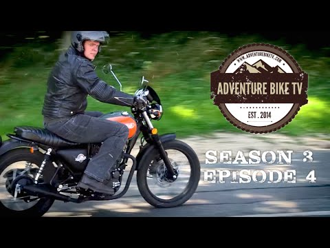 Adventure Bike TV, Season 3, Episode 4