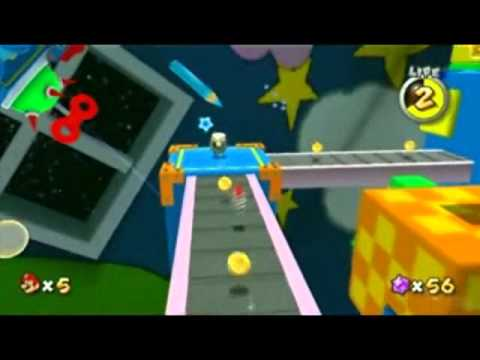 GameDude Reviews Super Mario Galaxy (Alexander4488 Parody)
