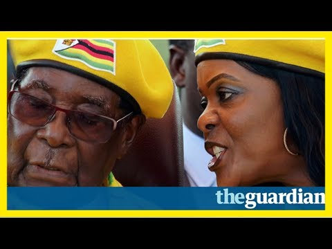 Zimbabwe grants robert mugabe immunity from prosecution