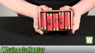 "Winchester Ammo AA  Heavy Target Load 12 Gauge 2 3/4"" 1 1/8oz 7.5 Shot AAM127 Unboxing"