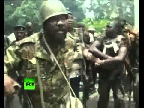 IVORY COAST:  Gbagbo arrest as troops storm Ivory Coast residence
