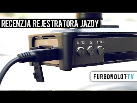 Recenzja Prestigio Roadrunner 505 | FURGONOLOT.TV