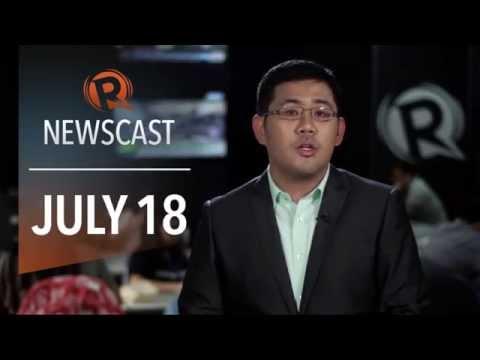 Rappler Newscast: MH 17, crash victims, Putin blames Ukraine