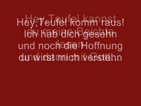 Tokio Hotel - Beichte
