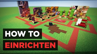 Categories Video Minecraft Einrichtungsideen Mittelalter - Minecraft mittelalter haus einrichtung