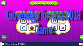 Knowledge For kidz / Education Maths for kids / Education matching / Games/ All funz
