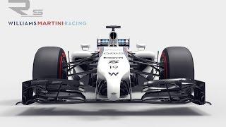 Williams Mercedes Martini Racing skin [F1 2014 MOD]