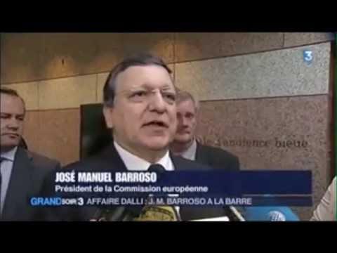 Affaire Dalli : José Manuel Barroso appelé à la barre