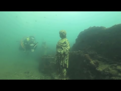 THE MOST TERRIBLE THINGS FOUND UNDERWATER