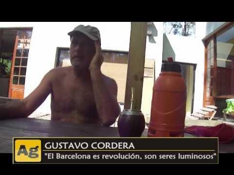 Augol - Gustavo Codera, el Barcelona, Bochini y el fútbol argentino actual