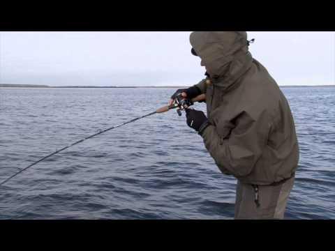 как научить ловить рыбу на спиннинг
