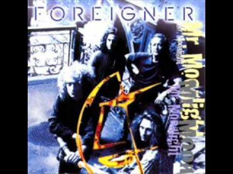Foreigner - Running The Risk