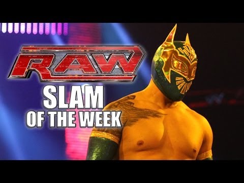 Sin Cara returns to old form - WWE Raw Slam of the Week 12/2