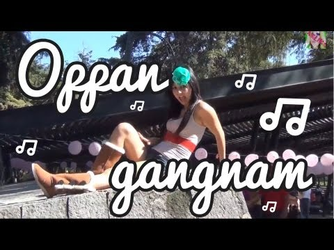 Oppan Gangnam!!! Juanxita Ft misaelvlog video
