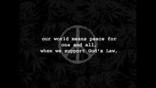 Green Hemp Peace   Crusade for Peace in Victory.