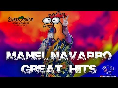 Manel Navarro EUROVISION 2017 GALLOS GREAT HITS