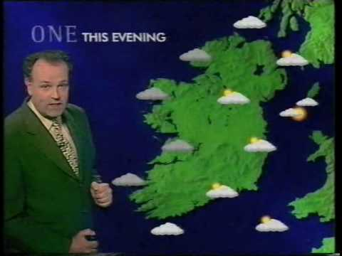 RTE Weather - 2001 - YouTube