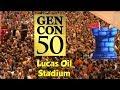 Gen Con 50 - Lucas Oil Stadium