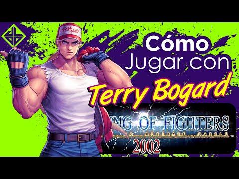TUTORIAL COMO JUGAR CON TERRY BOGARD DESDE CERO EN KOF 2002