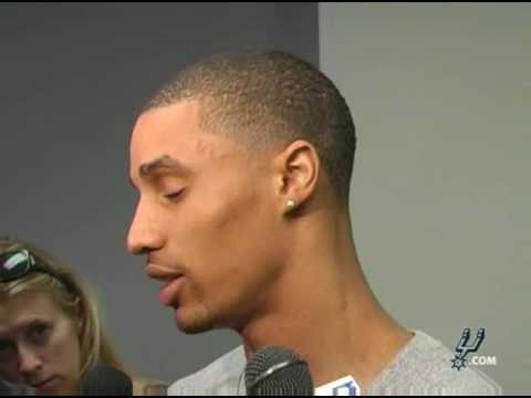 Spurs Draft Pick George Hill Video