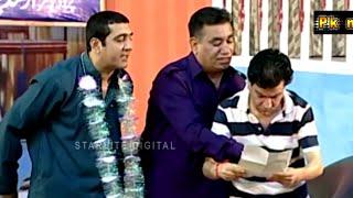 New Best of Zafri and Nasir Chinyoti Stage Drama Full Comedy Clip | Pk Mast