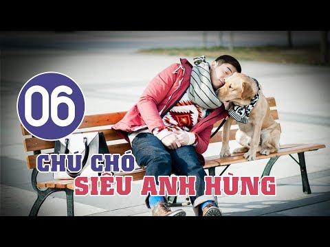 Chú Chó Siêu Anh Hùng - Tập 06   Tuyển Tập Phim Hài Hước Đáng Yêu thumbnail