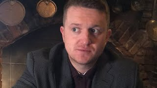 Tommy Robinson After Event Update