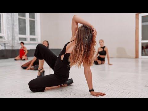Temnikova-Движения (МК, соло) Strip Dance Стрип пластика Choreo by DAngela