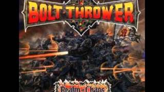 Watch Bolt Thrower All That Remains video