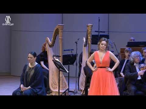 "Yury Rostotsky sings Brighella - ""Ariadne auf Naxos"" - R.Strauss"
