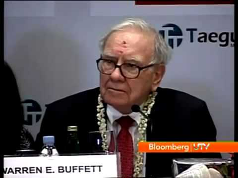 Warren Buffett   Why He is Investing in India