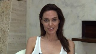 Angelina Jolie Explains Why She Must Miss 'Unbroken' Premiere