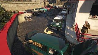 Livestream - GTA 5 - CLASSIC CAR MEET and Racing Playlist PS4