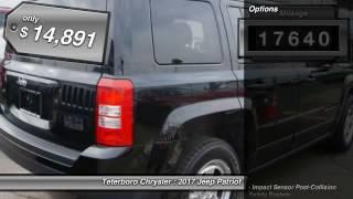 2017 Jeep Patriot Sport Little Ferry NJ 07643