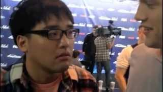 Phillip Phillips & Heejun Han -- American Idol Top 10 Season 11