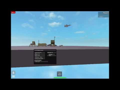 ROBLOX Iron Dome Test
