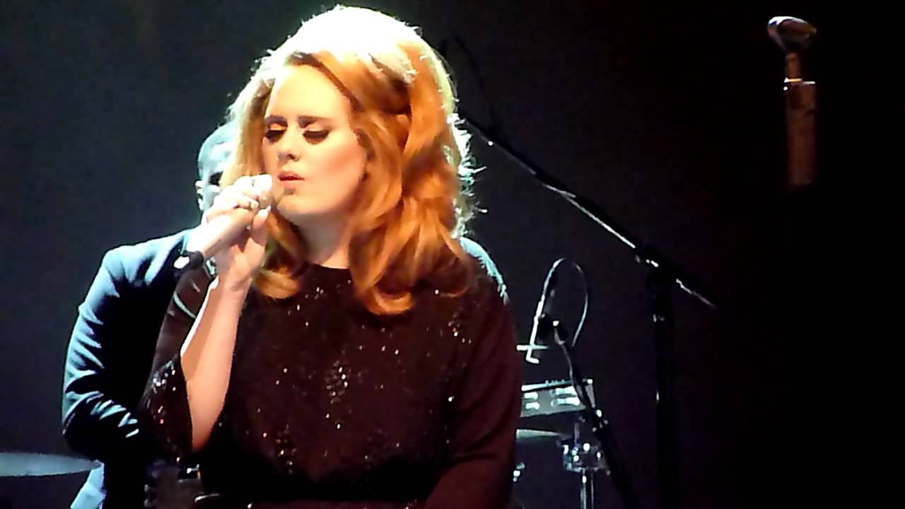 Adele-Love Song (The Cure