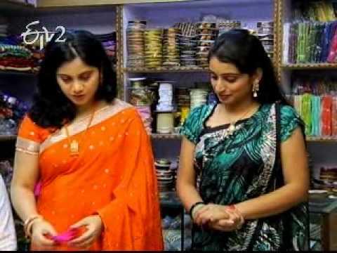 ETV Sakhi Blouse Cutting